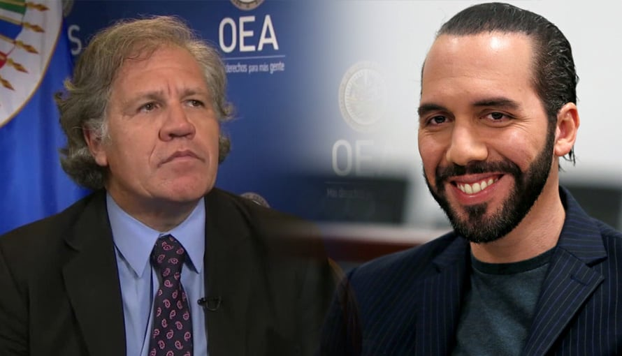 Luis Almagro: «Es un gobierno joven con disposición a cambiar las cosas»