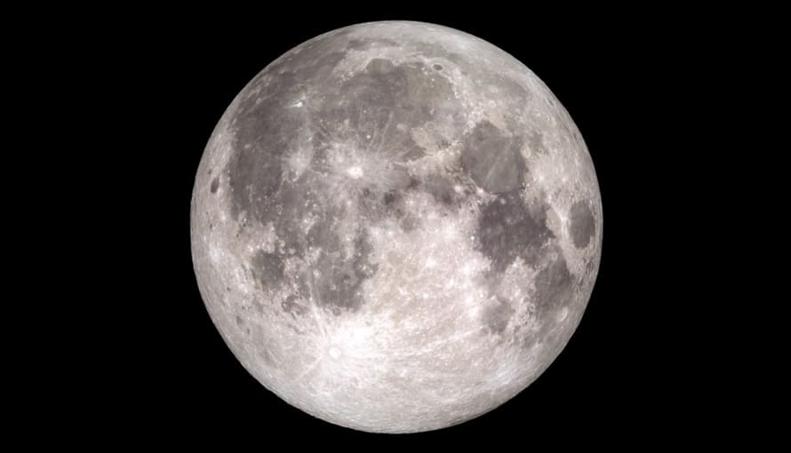 Esta noche se podrá observar la última luna llena del año a nivel mundial
