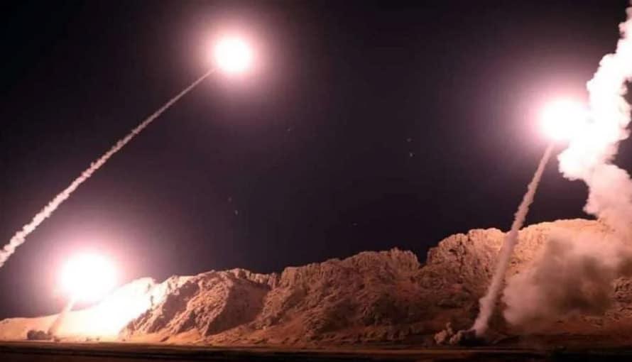 Irán ataca bases militares de EE.UU. en Irak como una forma de venganza