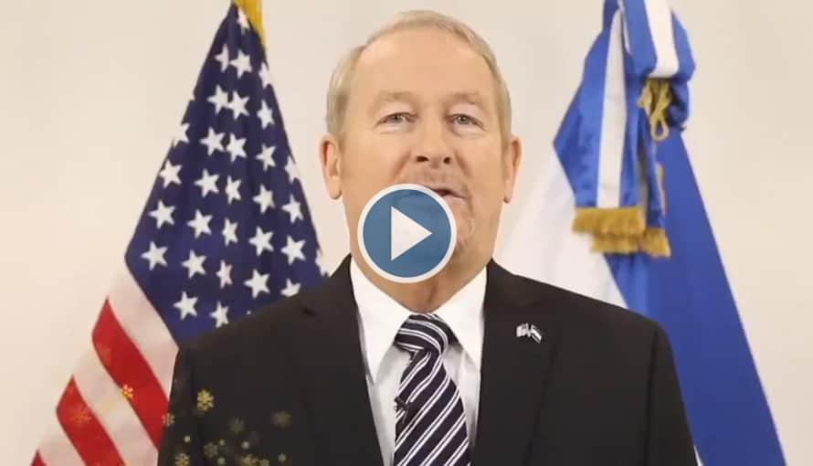 [VIDEO] EE.UU. reitera su apoyo a El Salvador como «socio confiable»