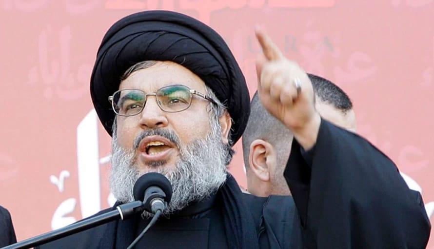 Líder de Hezbolá aseguró que los soldados estadounidenses regresarán en ataudes