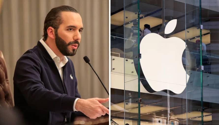 Empresa Apple donó a El Salvador 100,000 mascarillas para combatir COVID-19