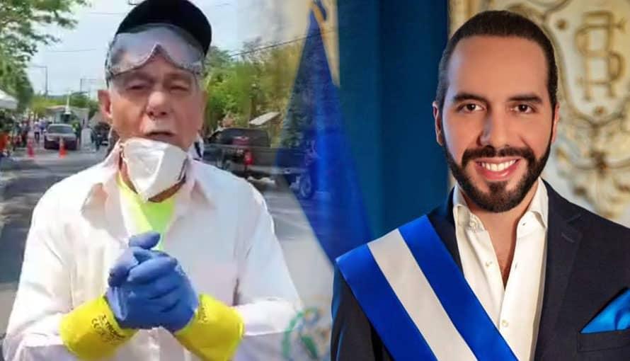 Alcalde de San Luis Talpa solicita a Nayib Bukele un cerco sanitario