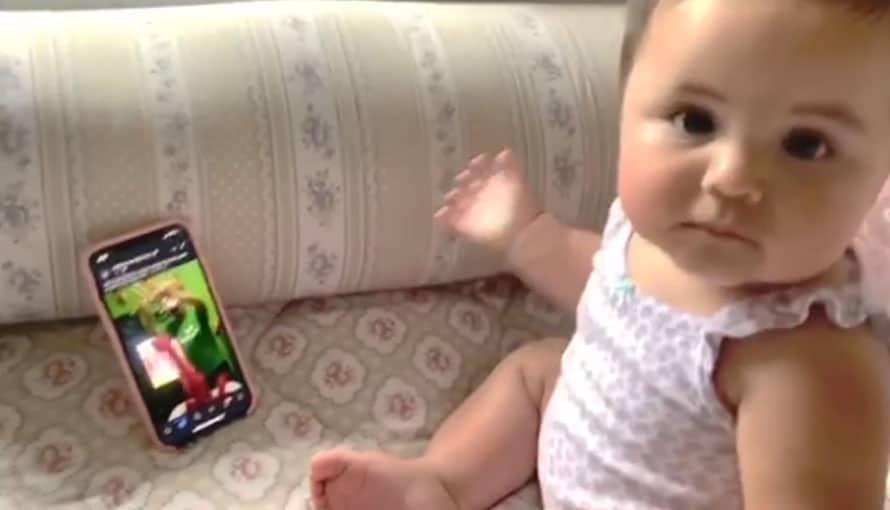 VIDEO: Presidente Nayib Bukele comparte cómo Layla aprende en clases virtuales