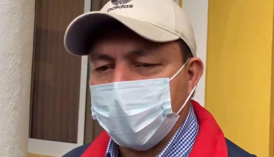 Mario Ponce exige solicitud de Nayib Bukele para decretar estado de emergencia nacional