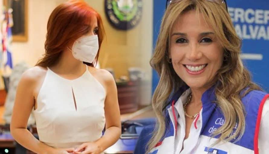 """Felissa Cristales responde a Claudia de Ávila por llamar """"perros"""" a los salvadoreños"""