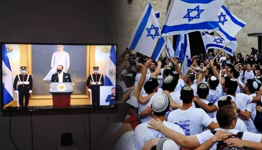 Israelíes sintonizaron Cadena Nacional y aseguran que Bukele es un lujo de presidente