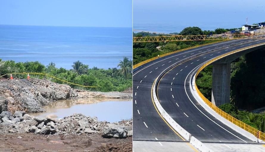 Diferencias de como dejó el FMLN el ByPass en La Libertad versus el gobierno de Bukele