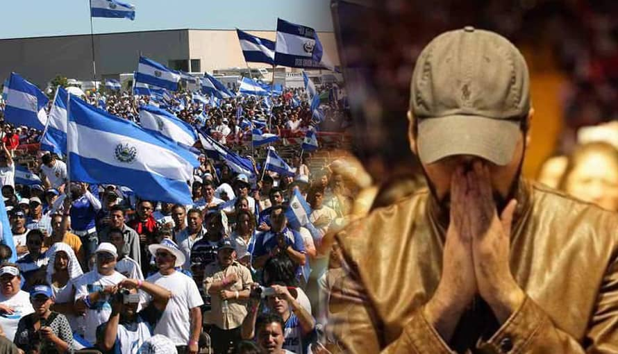 Nayib Bukele encomienda El Salvador a Dios para que proteja a los salvadoreños