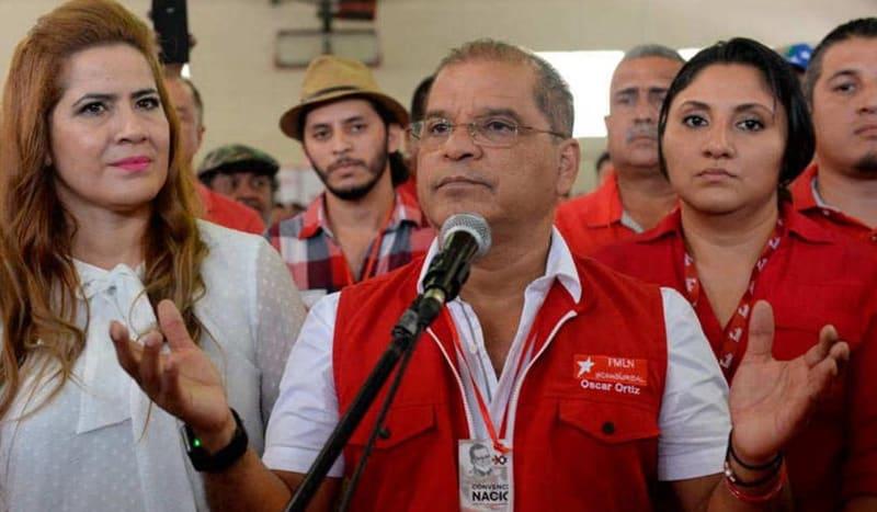 Óscar Ortiz expresa que Nayib Bukele arrojó todo el prestigio que el FMLN levantó en 28 años