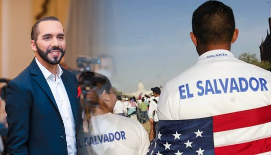 Salvadoreños en el exterior podrán sugerir que cambios desean para reformar la Constitución