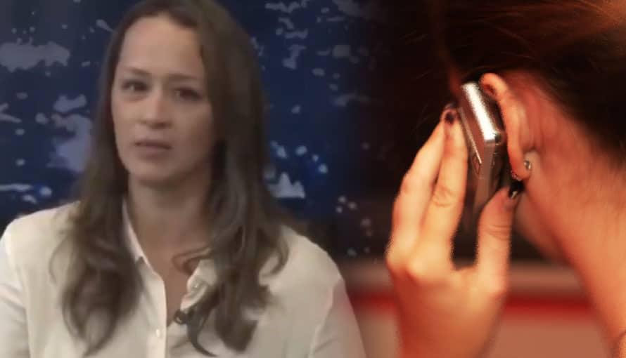 Sulen Ayala desiste de aparecer en programas de TV por ciudadana que le dijo sus verdades