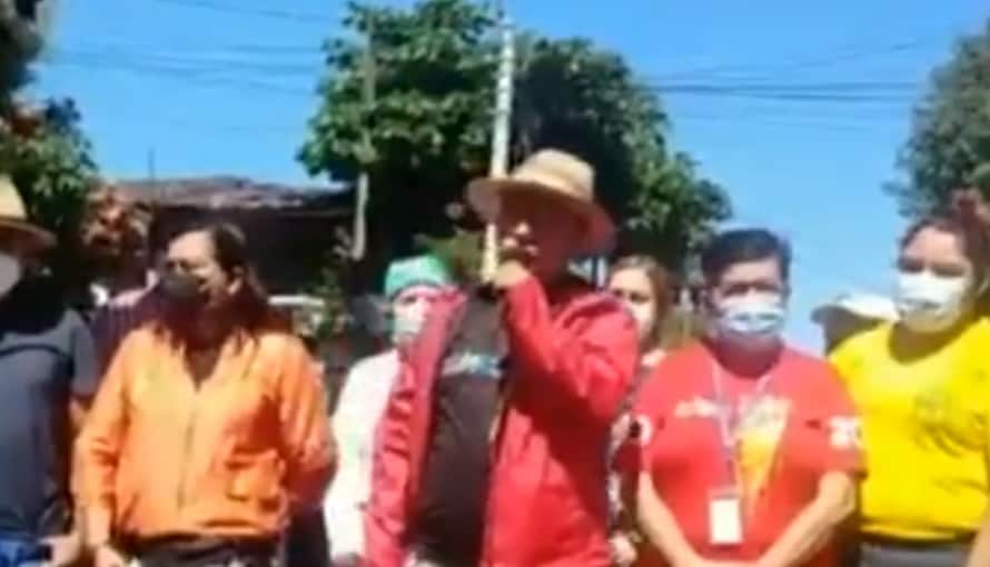 Alcalde de Nejapa acusa al gobierno de Bukele por el deslave en el Caserío Los Angelitos