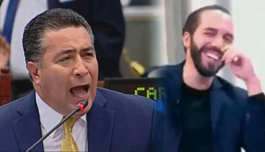 Portillo Cuadra dice que sí Nuevas Ideas gana la Asamblea el país se convertirá en Venezuela