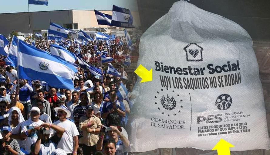 Salvadoreños sugieren nueva leyenda para los paquetes alimenticios y se vuelve viral
