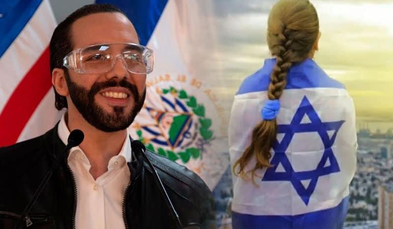 Presidente Bukele es querido y respetado por el pueblo de Israel