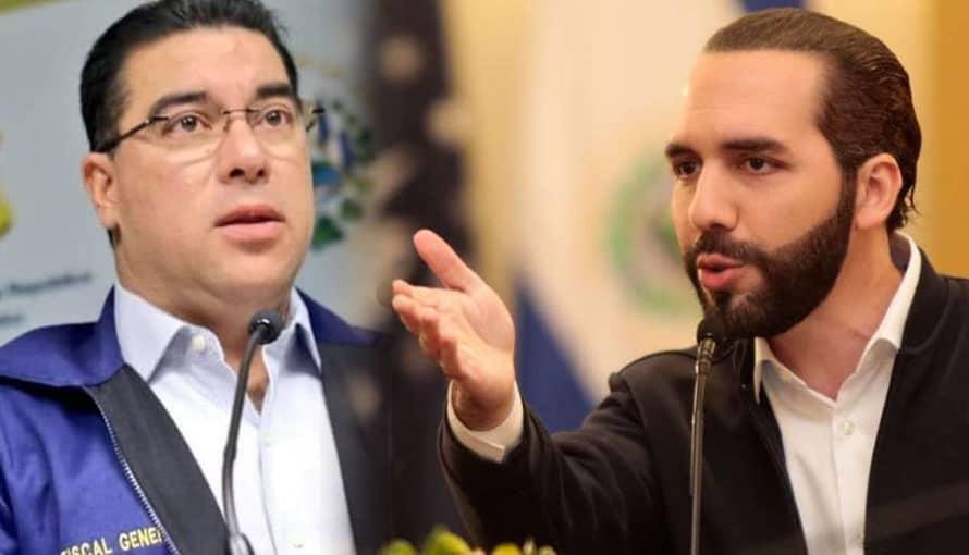 Nayib Bukele advierte a Raúl Melara que puede ser destituido si ARENA lo traiciona