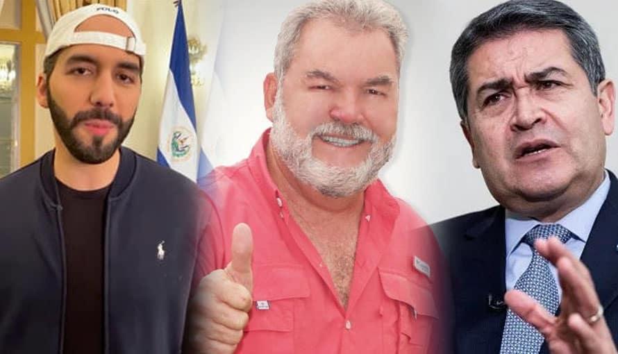 Candidato a Alcalde en Honduras le suplica a Bukele que le enseñe a Juan Orlando como ser un buen Presidente