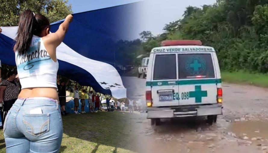 Hondureños expresan su agradecimiento por permitir entrada de rescatistas salvadoreños