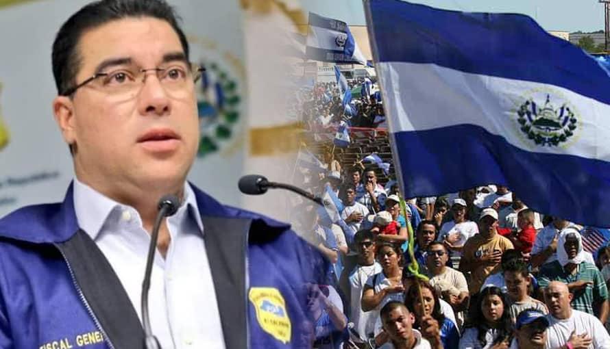 UFG: El 71% de la población salvadoreña apoya las destituciones del fiscal y magistrados
