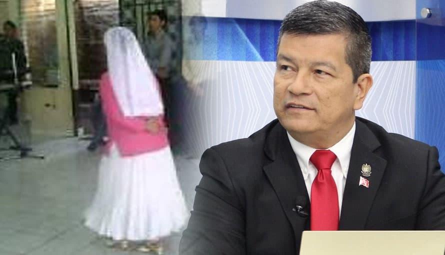 """""""Una hermana de la Iglesia profética me dijo que seré Presidente en 2029"""", dijo el diputado Chino Flores del FMLN"""