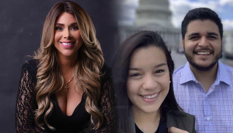 Marcela Villatoro enloquece en Twitter por pelearse con la novia de Héctor Silva