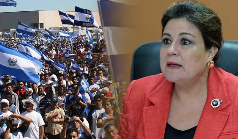 Margarita Escobar afirma que ganará un curul en la Asamblea porque el pueblo la ama