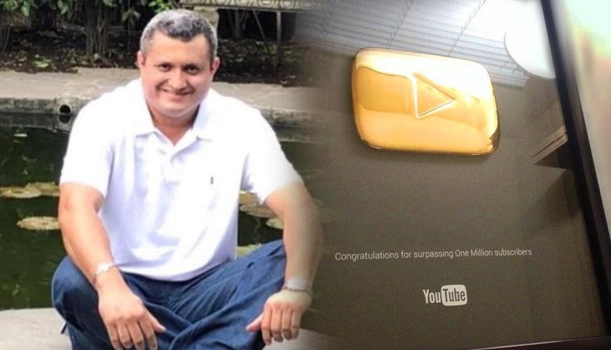 Al no ser reelecto Emilio Corea anuncia la creación de un canal en YouTube