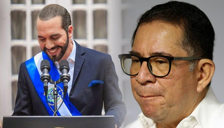 """""""Nos equivocamos en llevar a Nayib Bukele como candidato de San Salvador"""", dijo Eugenio Chicas"""