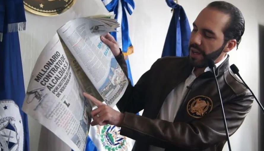 Bancada Cyan impulsa reforma para obligar a los periódicos a pagar impuestos