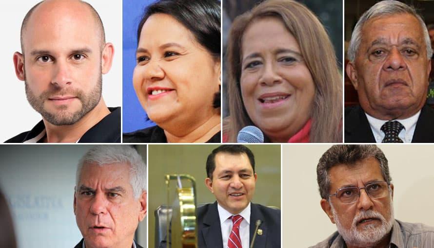 Mañana se van los diputados rechazados por los salvadoreños y la Asamblea será la casa del pueblo