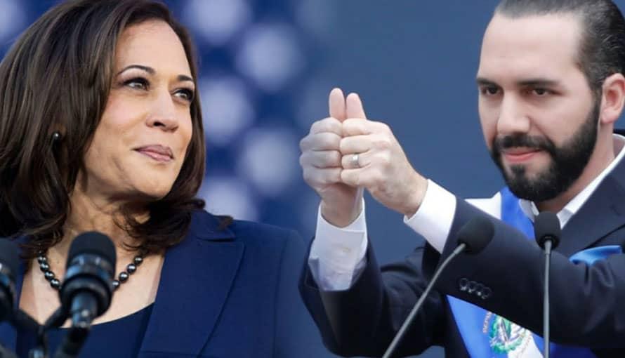 Kamala Harris asegura que grandes empresas de EE.UU. invertirán en El Salvador