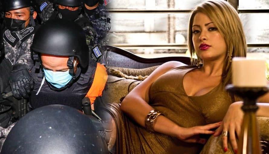 """""""La Michy"""" se vuelve tendencia en redes sociales luego de la captura de su padre"""