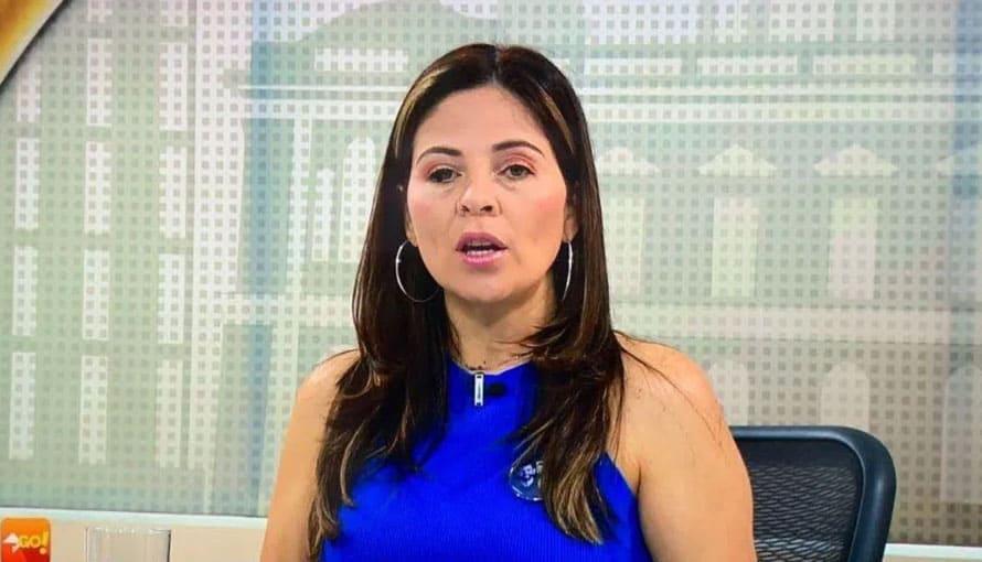 FGR abre cuarto expediente contra Bertha Deleón y es citada a declarar