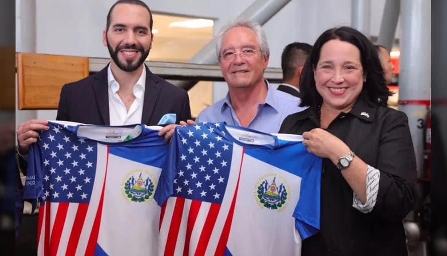 Encargada de Negocios de EE.UU. Jean Manes arriba mañana a El Salvador