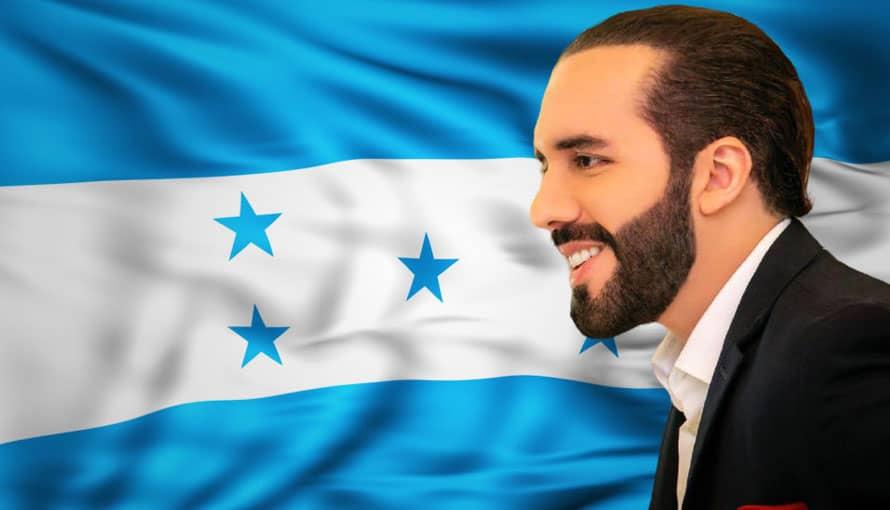 Medios hondureños destacan la solidaridad del Presidente Bukele al enviar vacunas anti-COVID-19
