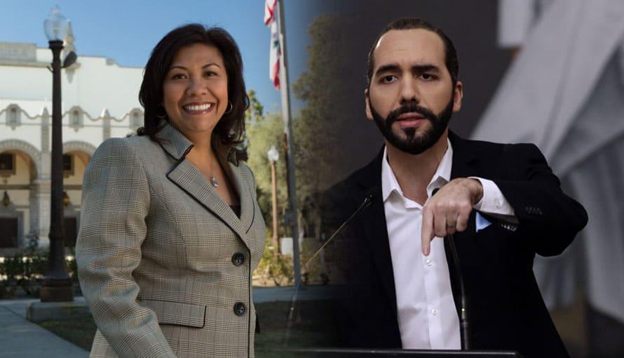 Norma Torres festeja que Estados Unidos desvíe fondos a las ONG's