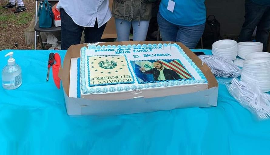 Salvadoreños alrededor del mundo felicitan al Presidente Bukele por sus 2 años de gestión