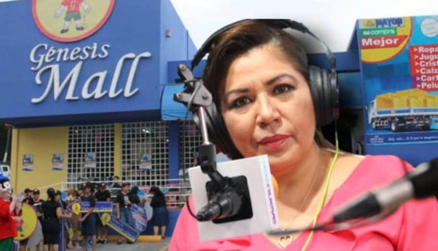 Variedades Génesis lanza oferta en sacos aprovechando un comentario negativo de exfuncionaria del FMLN