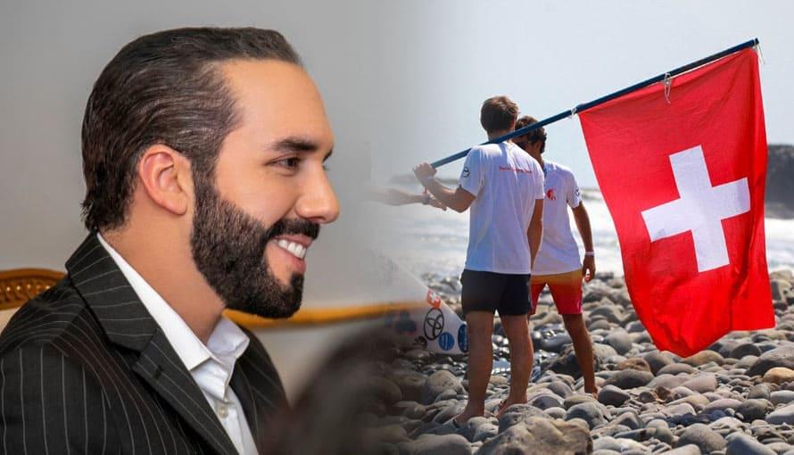 """""""El Salvador me encanta. Lo mejor aquí son las olas perfectas"""", dice surfista suizo"""