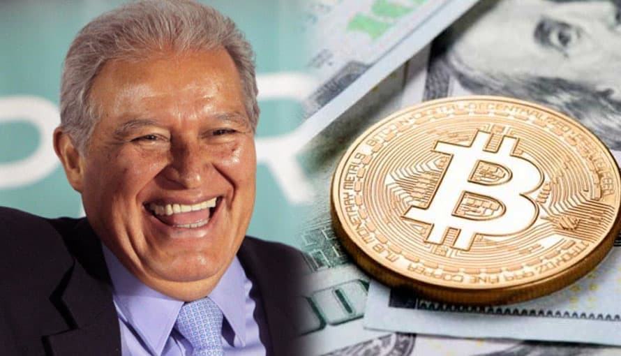 FMLN asegura que gracias a ellos es que El Salvador tendrá Bitcoin