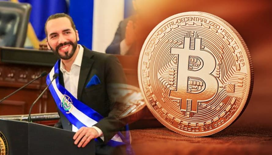 El Bitcoin se dispara un 11% y se encamina a mejorar la economía de El Salvador