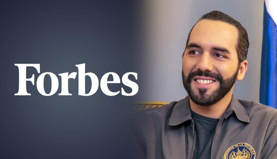 Revista Forbes destaca el acelerado proceso de vacunación en El Salvador gracias al Gobierno de Bukele