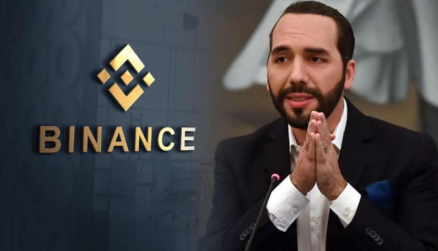 La multimillonaria plataforma Binance tendrá sucursales en El Salvador gracias al Presidente Bukele