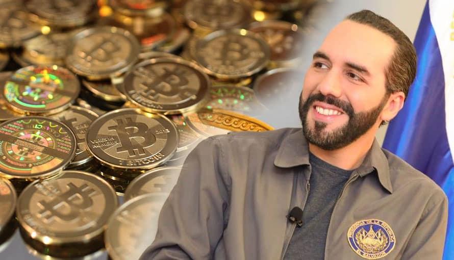 Presidente Bukele informa sobre los beneficios de adoptar el Bitcoin como moneda de curso legal en El Salvador