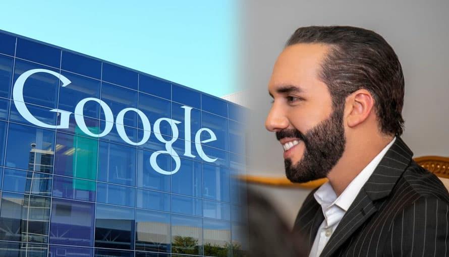La aprobación del Bitcoin en El Salvador dispara las búsquedas del país en Google