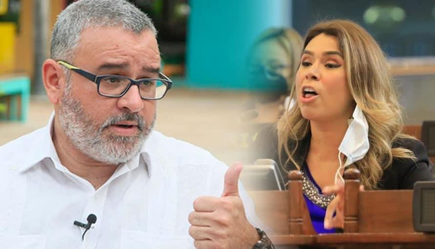 Mauricio Funes exige a los salvadoreños apoyar a Marcela Villatoro
