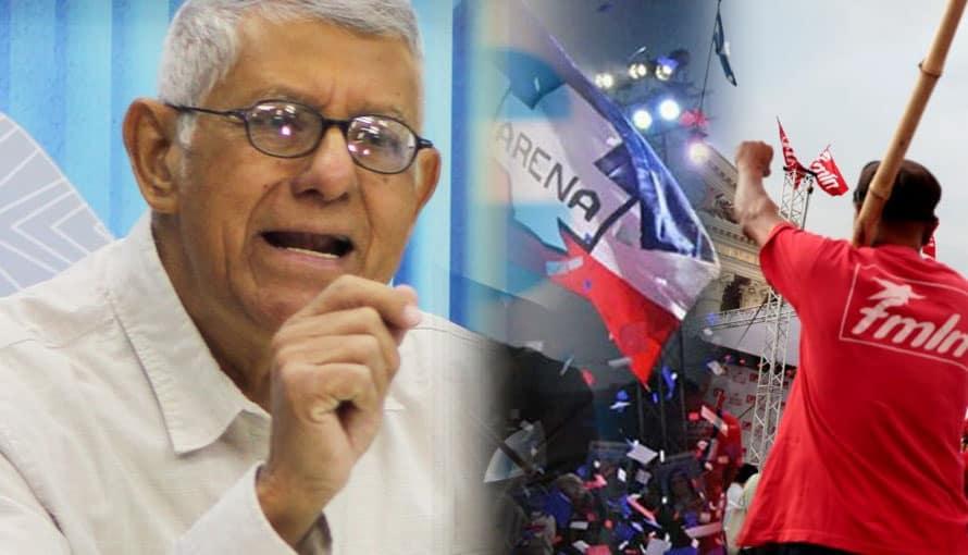 """""""Los salvadoreños entendieron que ARENA y FMLN no son diferentes"""", asegura Dagoberto Gutiérrez"""